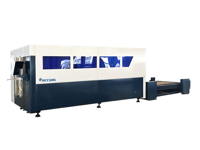 cnc metala lasero tranĉanta prezon