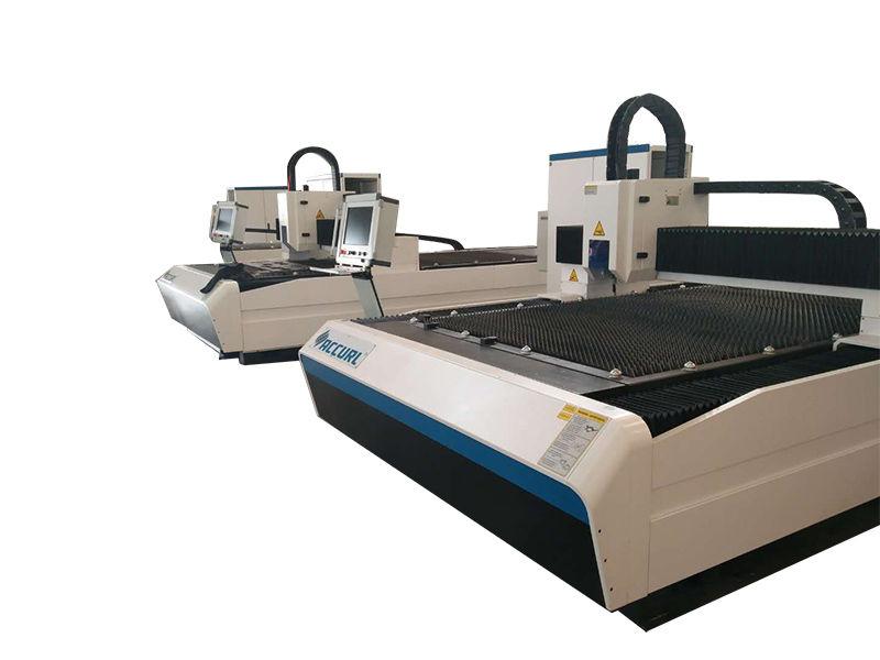 folio metala lasero tranĉanta maŝinon