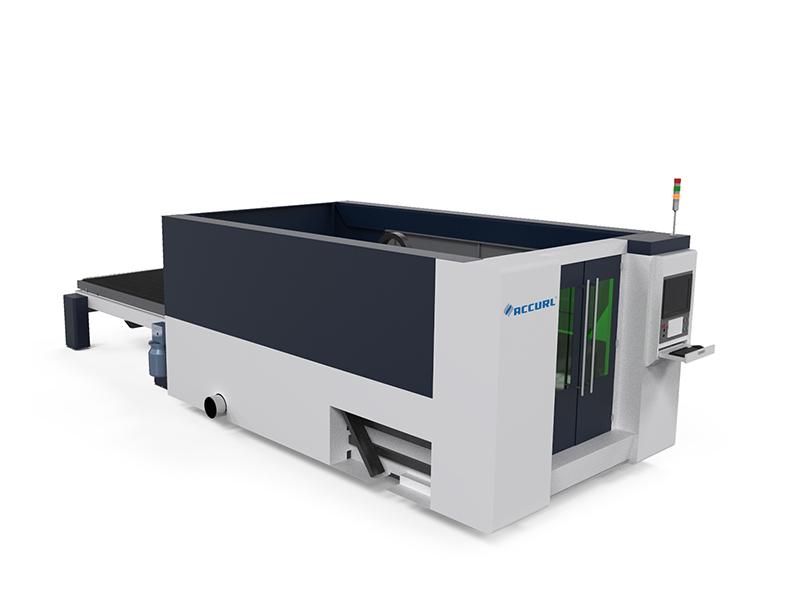 neoksidebla ŝtala lasero tranĉanta maŝinon